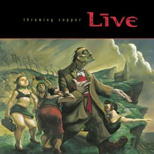 <i>Throwing Copper</i> 1994 studio album by Live