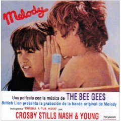 "<i>Melody</i> (soundtrack) soundtrack of the 1971 film ""Melody"""