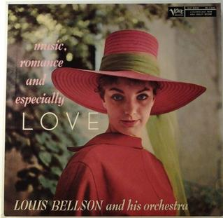 <i>Music, Romance and Especially Love</i> 1958 studio album by Louis Bellson and His Orchestra