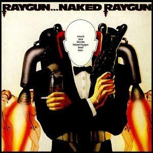 <i>Raygun...Naked Raygun</i> 1990 studio album by Naked Raygun
