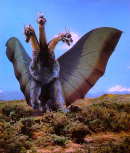 King Ghidorah Fictional character/Kaiju