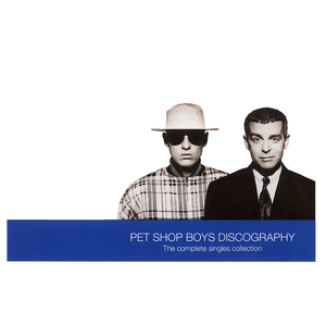 <i>Discography: The Complete Singles Collection</i> 1991 greatest hits album by Pet Shop Boys
