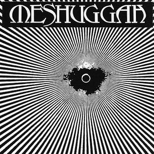 <i>Meshuggah</i> (EP) album by Meshuggah