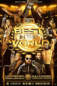 Best in the World (2019) 2019 Ring of Honor event