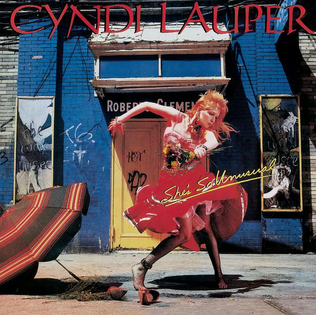 Cyndi Lauper – Shes So Unusual