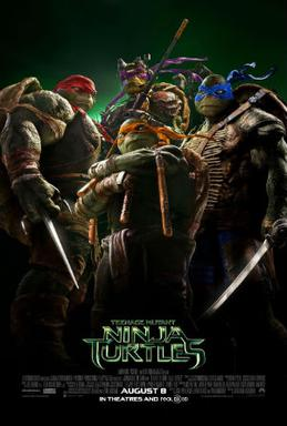 Teenage Mutant Ninja Turtles in 3D 2014 Full Length Movie