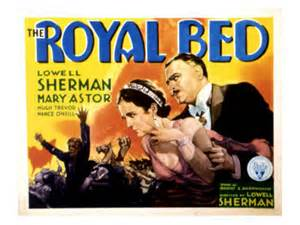 <i>The Royal Bed</i> 1931 film