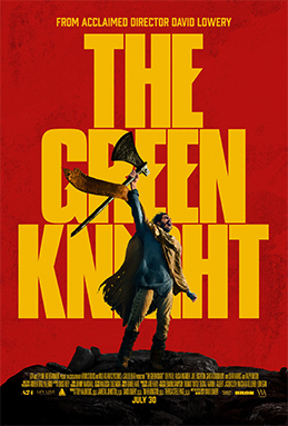 Picture of a movie: The Green Knight