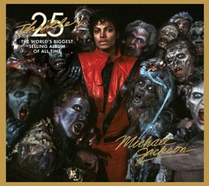 <i>Thriller 25</i> 2008 studio album (reissue) by Michael Jackson