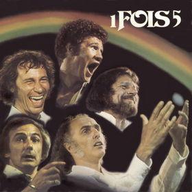 <i>1 fois 5</i> 1991 studio album by multiple artists
