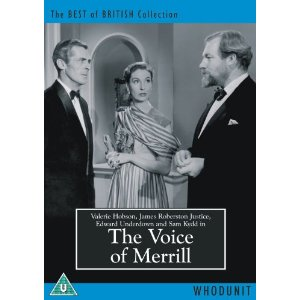 <i>The Voice of Merrill</i> 1952 film by John Gilling