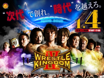 Wrestle Kingdom IV - Wikipedia