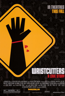 Wristcutters: A Love Story (2006) movie poster