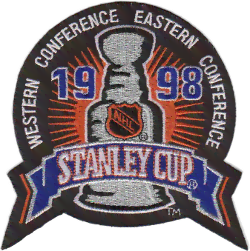 1998 Stanley Cup Finals 1998 ice hockey championship series