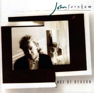 <i>Age of Reason</i> (album) 1988 studio album by John Farnham
