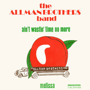 Aint Wastin Time No More 1972 single by Allman Brothers Band
