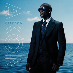 <i>Freedom</i> (Akon album) 2008 Studio album by Akon