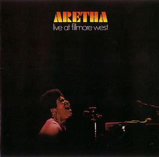 Aretha Live at Fillmore West artwork