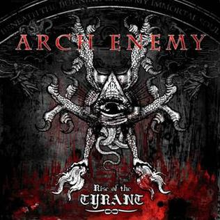 Image result for arch enemy rise of the tyrant