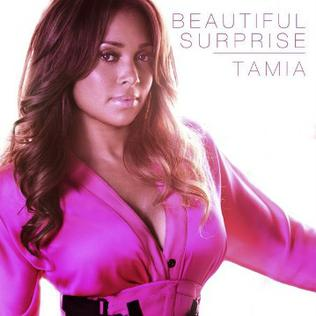 Beautiful Surprise (song) 2012 single by Tamia