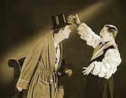<i>Beggar on Horseback</i> (film) 1925 film by James Cruze