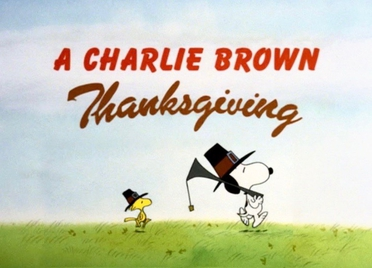 A Charlie Brown Thanksgiving Wikipedia