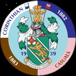 Corinthian-Casuals F.C. Association football club in England