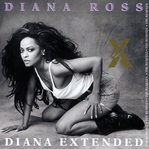 <i>Diana Extended: The Remixes</i> 1994 remix album by Diana Ross