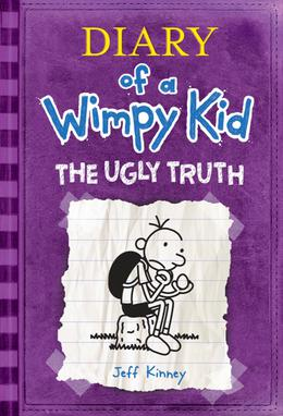 Picture of a book: Diary Of A Wimpy Kid: The Ugly Truth
