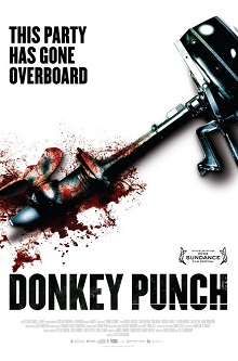 Donkey Punch (2008) movie poster