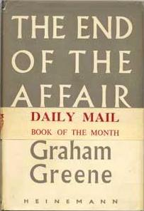 GrahamGreene TheEndOfTheAffair.jpg