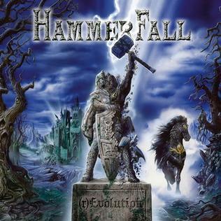 <i>(r)Evolution</i> 2014 studio album by HammerFall