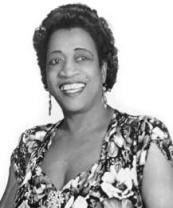 Ida Cox African American singer and vaudeville performer