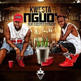 Ngud single by Kwesta