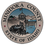 Official seal of Minidoka County