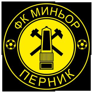 FC Minyor Pernik Bulgarian football club