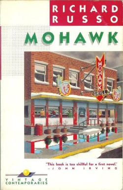 Town And Country Auto >> Mohawk (novel) - Wikipedia