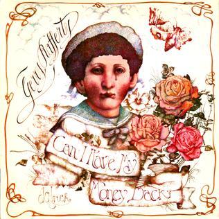 <i>Can I Have My Money Back?</i> 1971 studio album by Gerry Rafferty