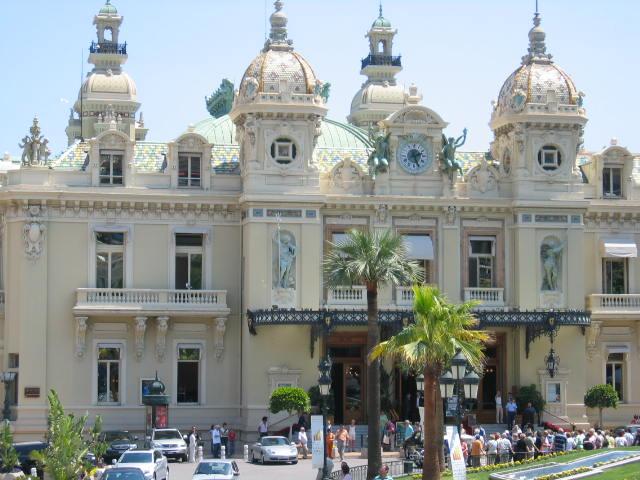 History casino monte carlo