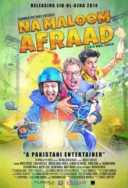 Na Maloom Afraad 2014 Full Movie Mp4 HDRip 480p Urdu Esubs