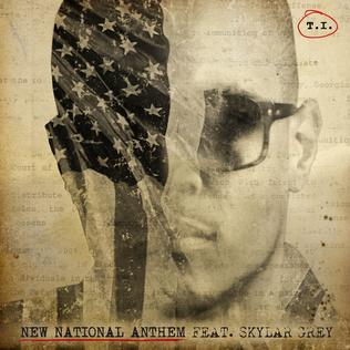 T.I. featuring Skylar Grey — New National Anthem (studio acapella)