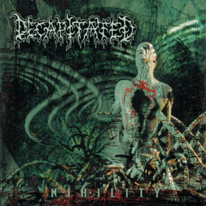 <i>Nihility</i> 2002 studio album by Decapitated