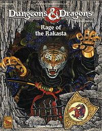 Cover of Rage of the Rakasta