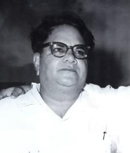 Raja Mehdi Ali Khan Indian lyricist