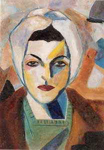 Saloua Raouda Choucair, Self Portrait, 1943.jpg