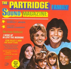 <i>Sound Magazine</i> 1971 studio album by The Partridge Family