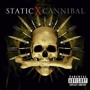 <i>Cannibal</i> (Static-X album) 2007 studio album by Static-X