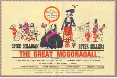 The Great McGonagall (film) The Great McGonagall film Wikipedia