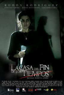 The House at the End of Time Spanish poster.jpg