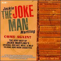 <i>The Very Best of Jackie Martlings Talking Joke Book Cassettes, Vol. 1</i> 1999 studio album by Jackie Martling